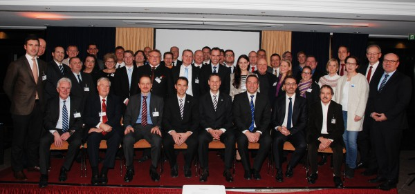 Gruppenbild award night